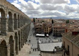 viaje organizado Segovia