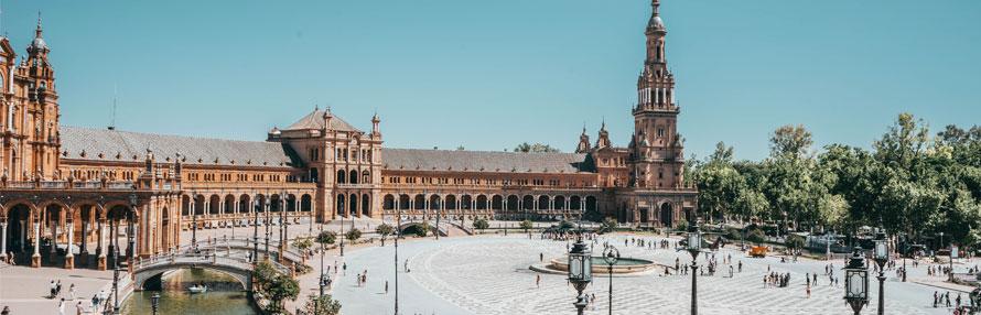 viaje de estudios Sevilla