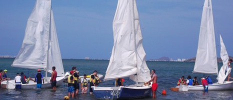 fin de curso nautico